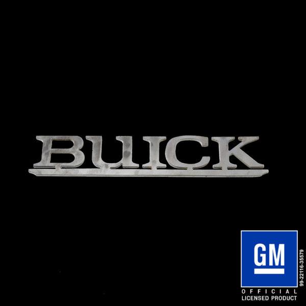 buick seventies style logo