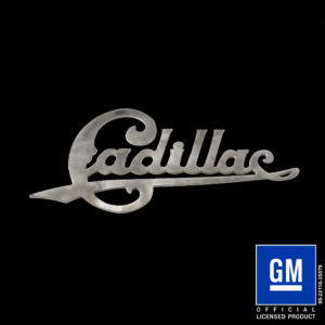 cadillac radiator logo from twenties