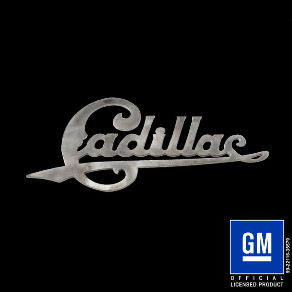 cadillac radiator logo from twenties