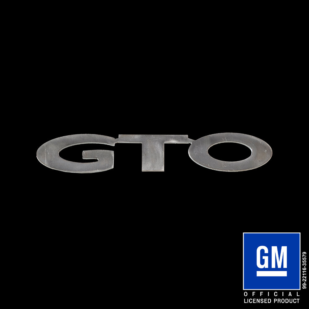 Gto Logo Speedcult Officially Licensed