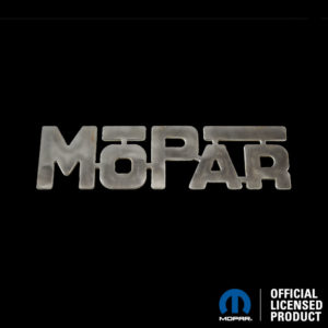 mopar fifties ad logo