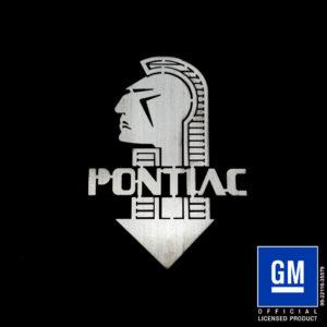 pontiac 1940s horn indian