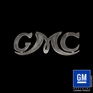gmc early retro logo