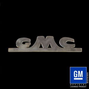 gmc retro fifties logo