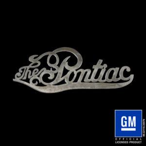 pontiac 1908 logo