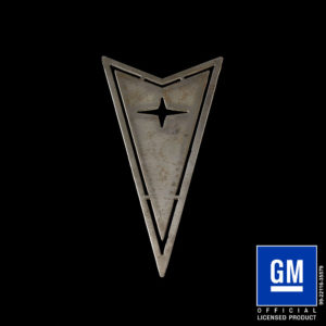 pontiac arrow head logo