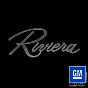 buick riviera script