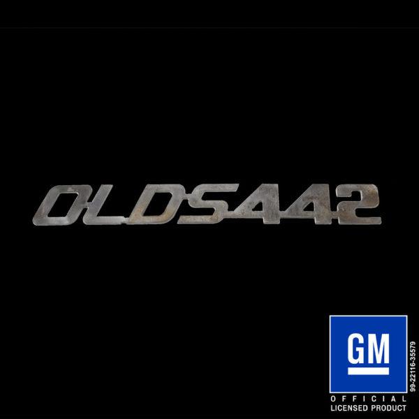 olds 442 logo