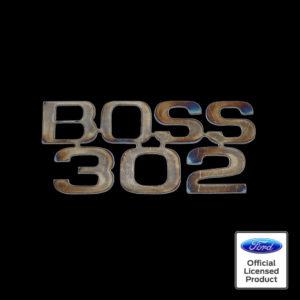 boss 302 logo