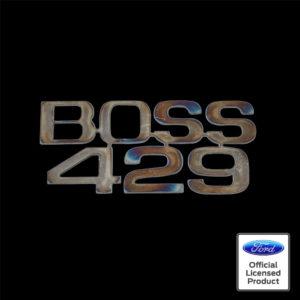 boss 429 logo