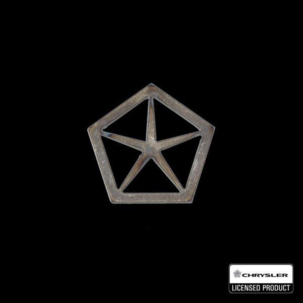 chrysler penta star emblem
