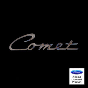 comet script logo