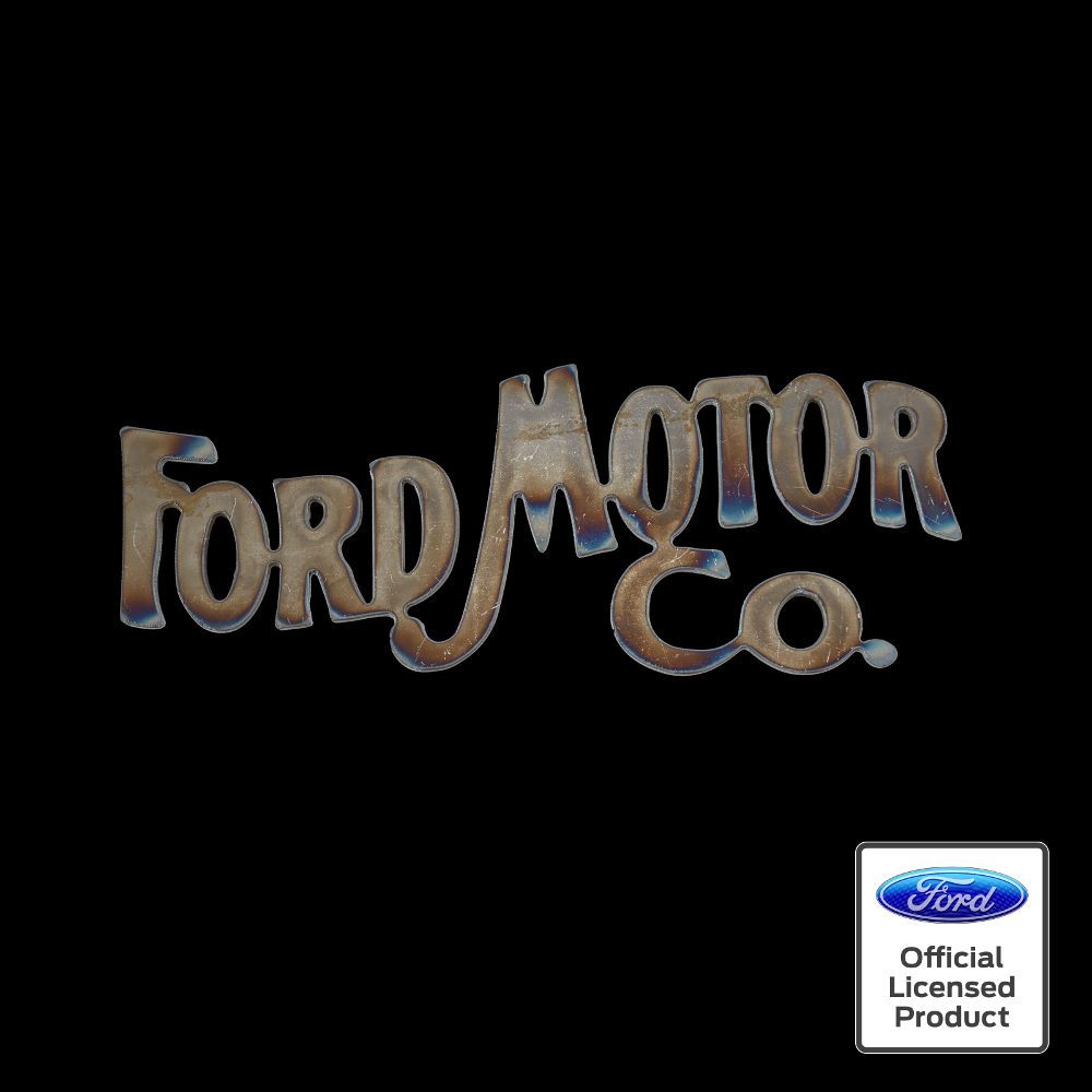 ford motor company 1903 logo speedcult officially licensed