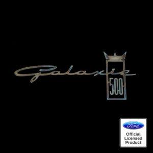 galaxie 500 emblem