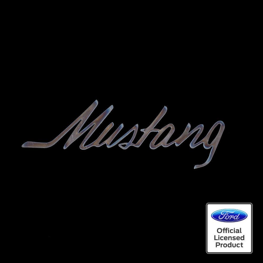 Mustang Script