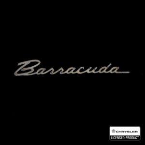 plymouth barracuda script