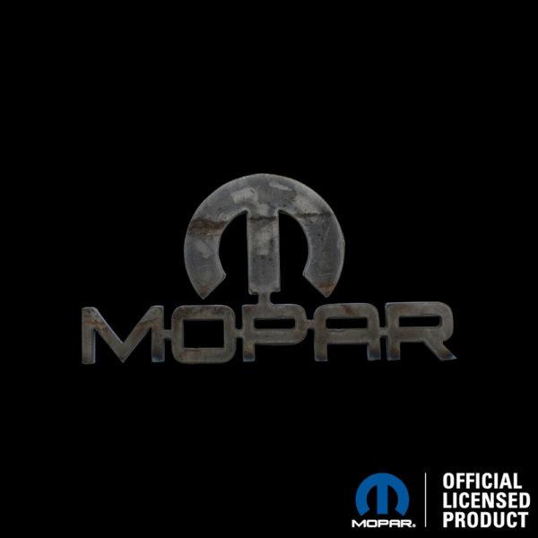 Mopar Omega M logo