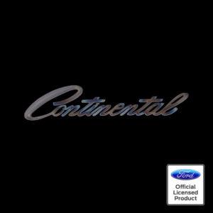 continental script