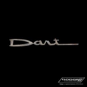 dodge dart logo sixties