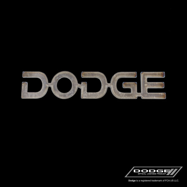 dodge logo modern
