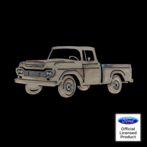 ford f 100 silhouette