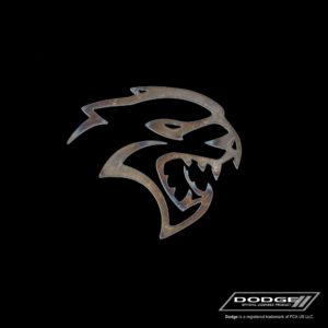 dodge hellcat symbol