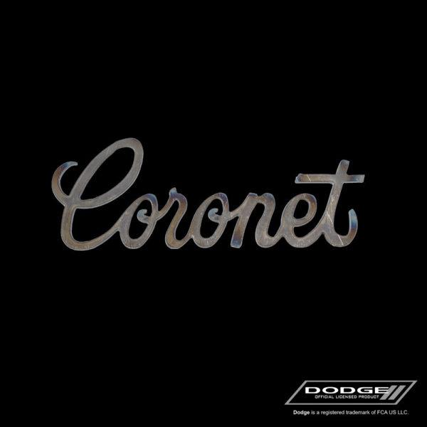 dodge coronet script
