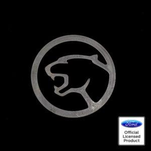 cougar round emblem