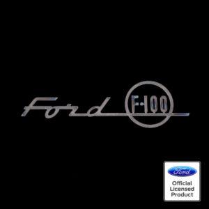 Ford F 100 Logo