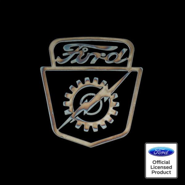 ford lightning bolt logo