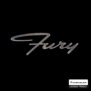 plymouth fury script