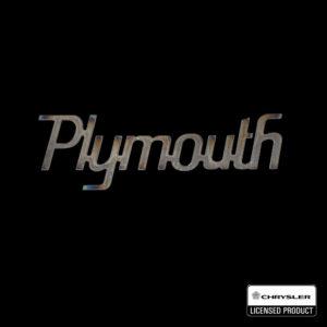plymouth logo modern