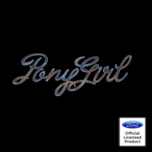 pony girl script