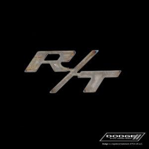 dodge r/t logo