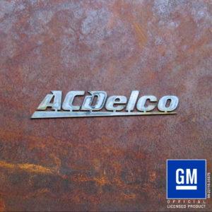 AC Delco logo