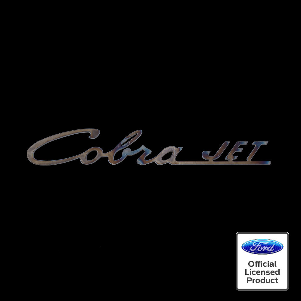 Cobra Jet Emblem Speedcult Officially Licensed