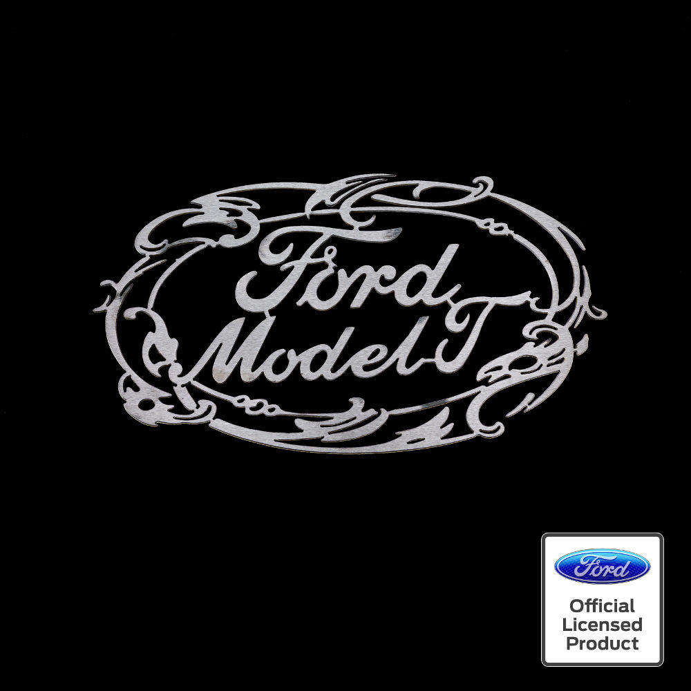 Ford Model T Sign Speedcult Officially Licensed