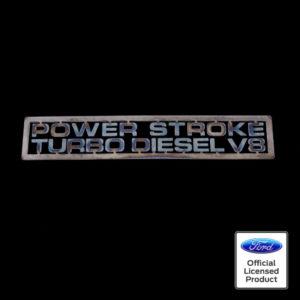 powerstroke turbo diesel