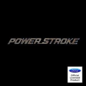 powerstroke logo