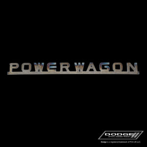 power wagon emblem