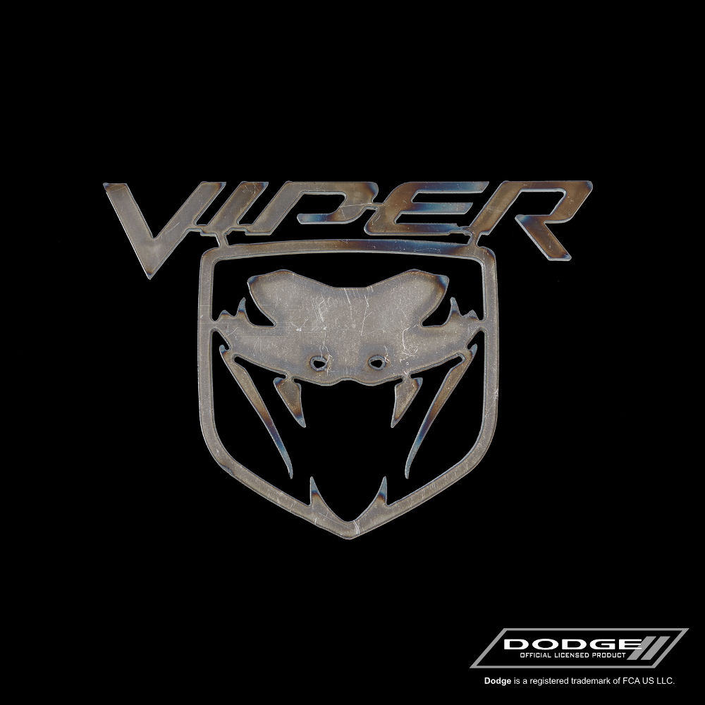 Viper Fangs on Dodge Ram Banner