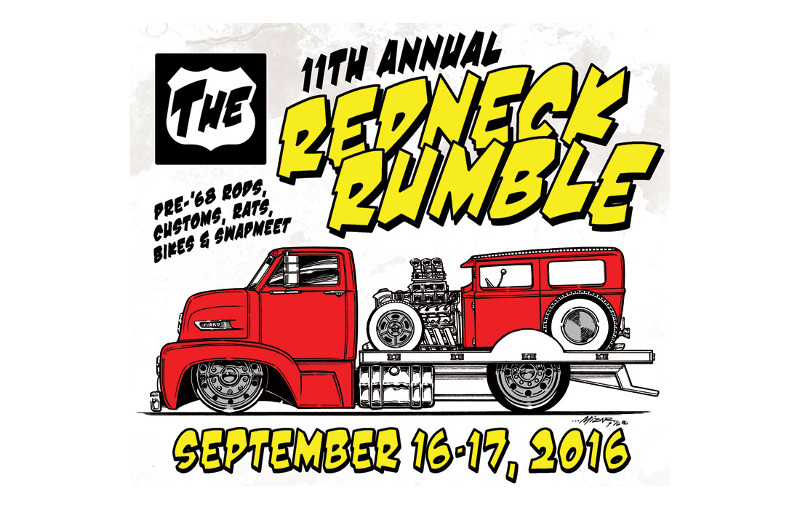 Redneck Rumble 2016