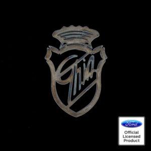 mustang ghia emblem