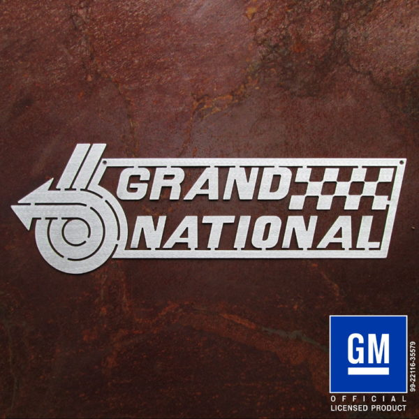 grand national sign