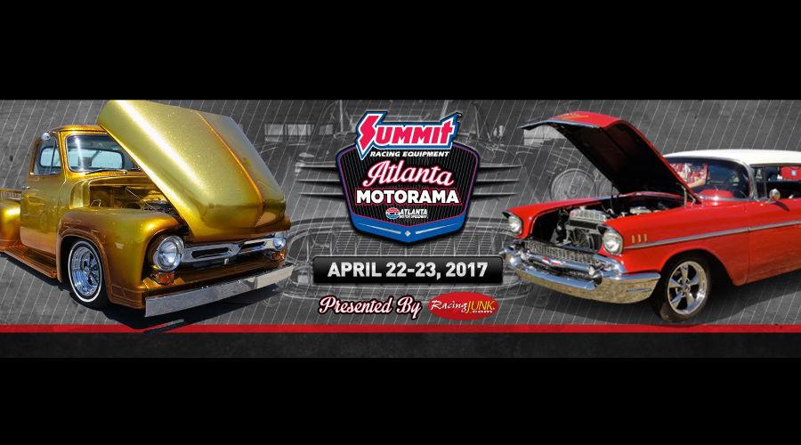 summit racing atlanta motorama 2017