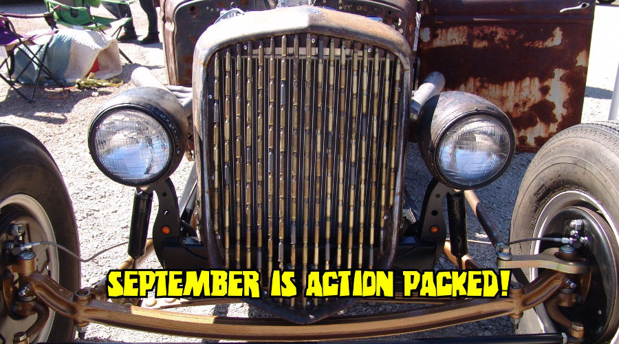 september action packed