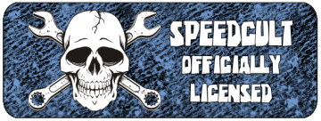 speedcult officially licensed logo
