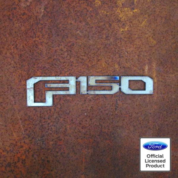 F 150 new style logo