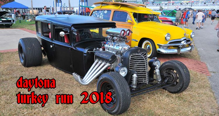 daytona turkey run 2018