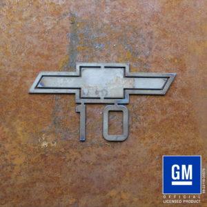 Chevy C 10 1967 Logo